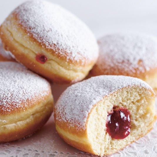 Berliner Pfannkuchen 3 Stück für nur 0,98 € [Netto MD]