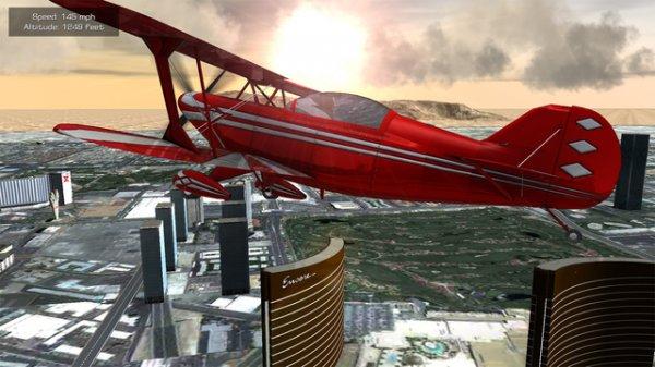 Kostenlos: Flight Unlimited Las Vegas für das iPhone und iPad