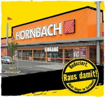 (  Hornbach  ) Müller Kerzen um 50 % reduziert