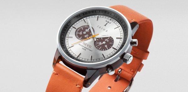 """Diverse Triwa Uhren 50% + 15% Rabatt - z.B. """"Havana Nevil Orange"""" für 91,37€ oder für 107,50€ + Gratis Urbanears Bagis Kopfhörer im Wert von 20€"""