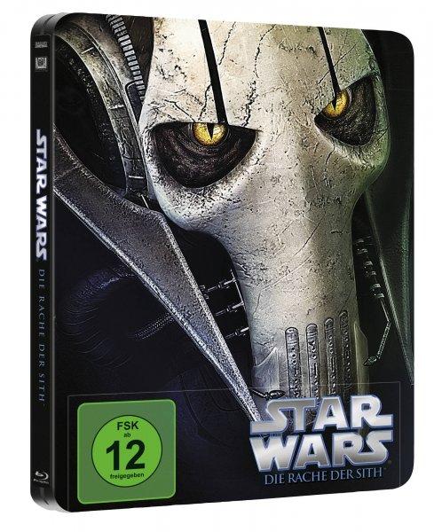 Star Wars Blu-ray Steelbook´s reduziert @ müller