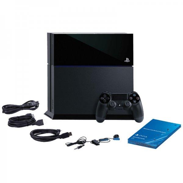 PS4 500GB 249,00€ und PS4 1TB 299,00