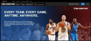 NBA LEAGUE PASS 15/16