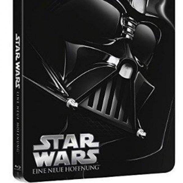 Star Wars steelbooks