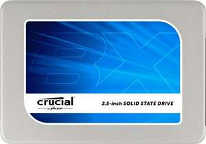 Crucial BX200 480GB SSD für 113,61 € @ Amazon.co.uk