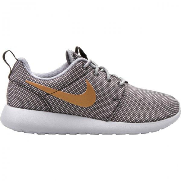 [Nike.com] Nike Roshe One Damen - Anthrazit/Gold für 53,99 € (inkl. Versand)