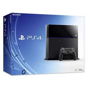 PlayStation 4 500GB 289€ bei Onlinebestellung - Real