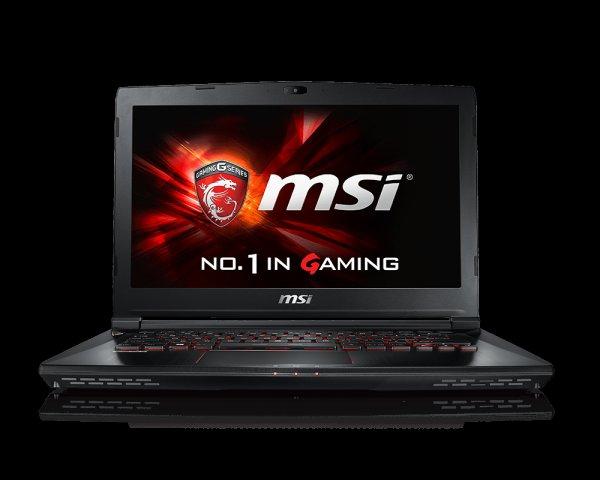 "MSI GS40 Phantom Pro 14"" Full-HD / Intel Core i7-6700HQ / 16GB / Hybrid 1128GB / GTX 970M / Windows 10"