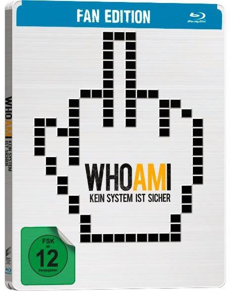 Who am I - Kein System ist sicher (Steelbook) Blu-ray Saturn/MM Exklusiv für 6,99€ @saturn.de