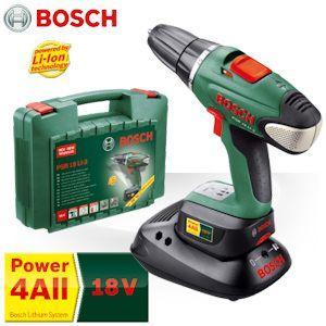 Bosch PSR 18 LI-2 Akkuschrauber @ibood für ca. 116 EURO