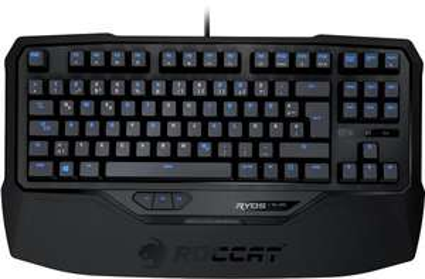 [One Deal] Roccat Ryos TKL Pro Tenkeyless Mechanical Gaming Tastatur (MX Key Switch braun)