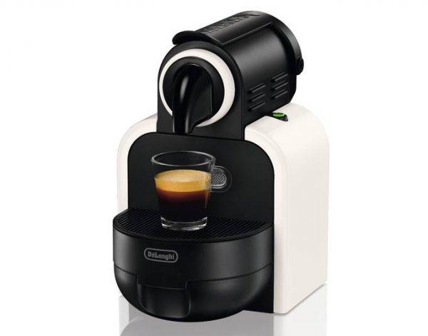 [digital-versand] De'Longhi Nespresso Essenza EN 97.W, Kapselmaschine, 19 bar, sand-white
