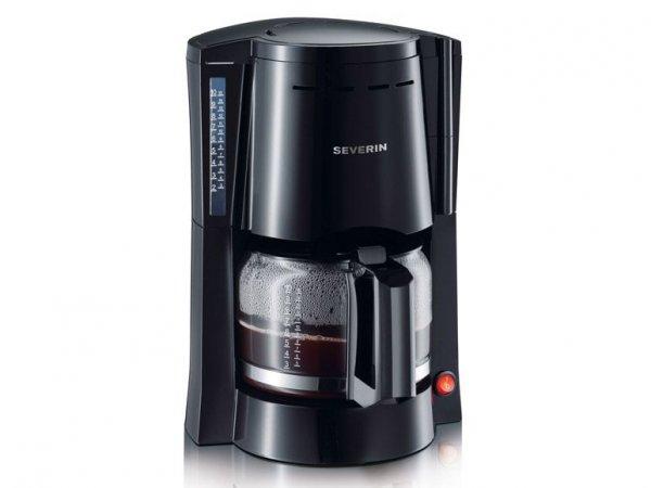 [3% Qipu] SEVERIN Kaffeemaschine mit Schwenkfilter 1000 W (10 Tassen) für 13,99€ zzgl. 4,95€ Versand @Lidl Online
