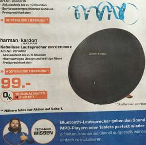 Harman Kardon Onyx Studio 2 - Saturn Kiel