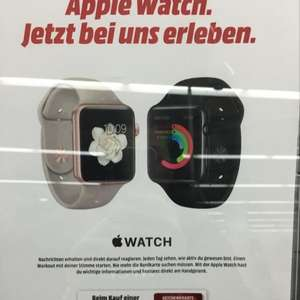 Apple Watch + 50 Euro Gutschein
