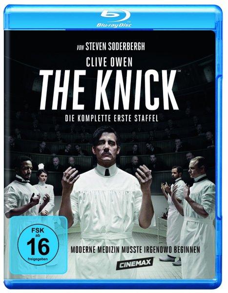 [Amazon - Prime] The Knick - Die komplette 1. Staffel [Blu-ray] für 24,97€