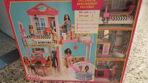 Barbie Haus Komplettset 46,41 Euro Metro Recklinghausen