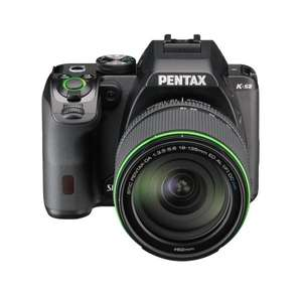 Pentax K-S2 +18-135WR black (Spiegelreflexkamera, 20,1 MP) für 695 € @ Redcoon / Nur Body für 448,99 € @ Amazon UK