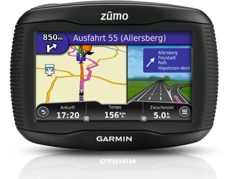 Garmin zumo 390LM Motorradnavigationsgerät - [Allyouneed]