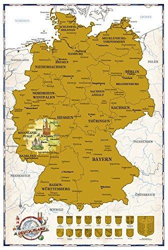 Deutschland Rubbelkarte für 9,90 EUR