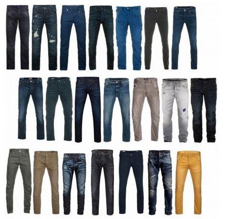 @Outlet46 31 verschiedene Herren JACK & JONES Jeans Modelle -  je 9,99 € inkl Versand - QIPU möglich