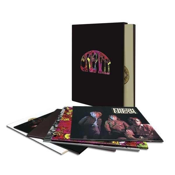 Cream: 1966-1972 (180g) (Limited Edition 7 LP Boxset)