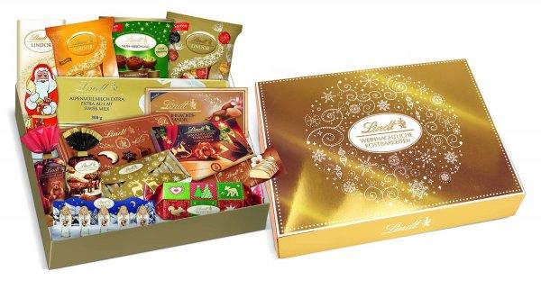ABGELAUFEN +++ [89ct/100g!] +++ Lindt & Sprüngli Weihnachtliche Kostbarkeiten @ Amazon Prime +++ 70% Ersparnis