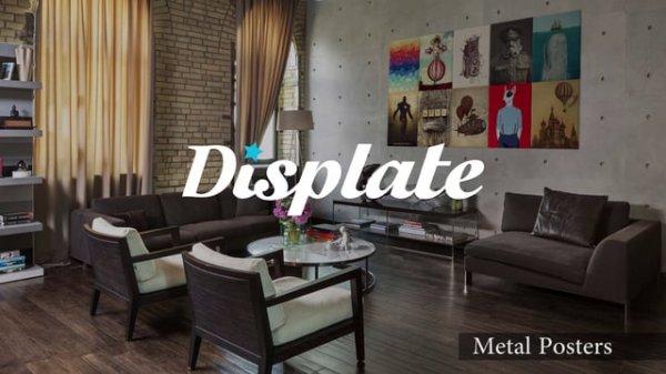 Displate - hochwertige Poster aus Metall - 25% Rabatt bis 31.12.