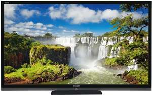"Sharp Aquos LC-70LE747E 70"" (Full HD, Triple Tuner, 3D, Smart TV)"