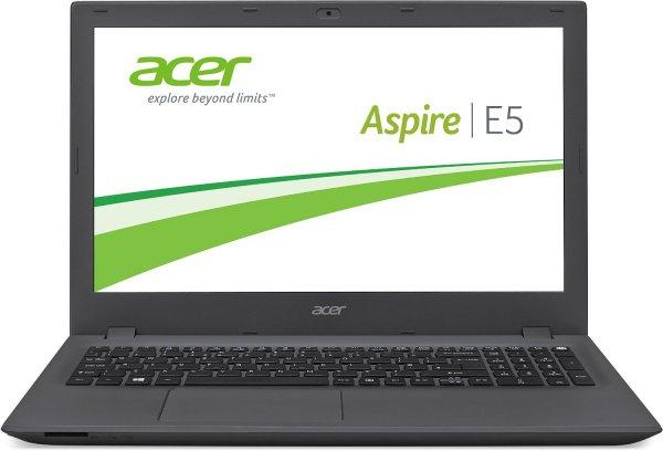 (Amazon) Acer Aspire E5-573-54KY FHD Intel Core i5-5257U, 3,3GHz, 4GB RAM