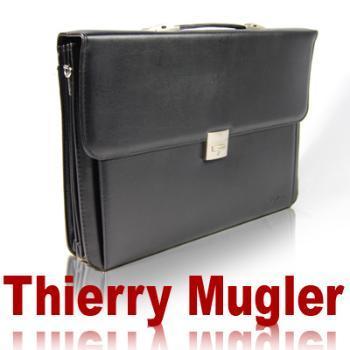 Thierry Mugler Aktentasche mit Notebookfach ab 8,88€ frei Haus im Dealclub