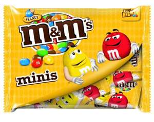 7x M&M à 11 mini Packungen Amazon