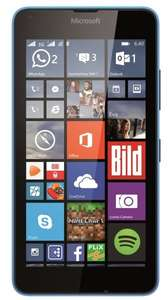 [Amazon.de WHD] Microsoft Lumia 640 Dual-SIM Smartphone (5 Zoll / 12,7 cm) Touch-Display, 8 GB Speicher, Windows 8.1) blau für 83,57€ inkl Versand / Zustand: Sehr Gut