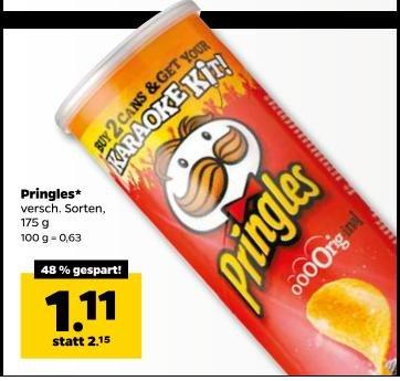 [Netto mit Hund] Pringles 1.11€