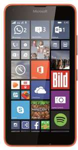 Microsoft Lumia 640 Smartphone orange €98.04