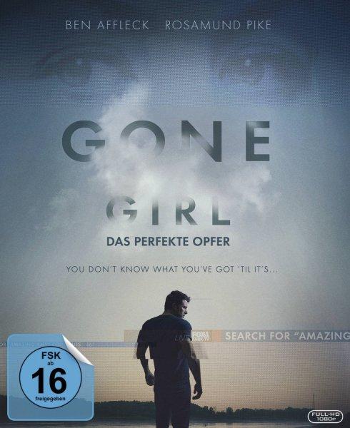 [Amazon Prime] Gone Girl - Das perfekte Opfer (inkl. Digital HD Ultraviolet) [Blu-ray]
