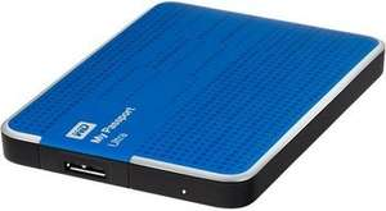 Western Digital My Passport Ultra 1TB blau @ cyberport.de für 62,89€