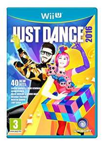 Just Dance 2016 - [Wii U] inkl. Vsk für ca. 26 € > [base.com]