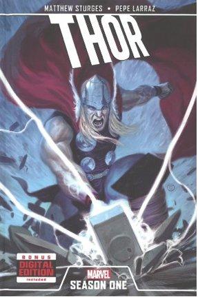 Thor Season One / Marvel Comic (Sprache englich) bei Amazon