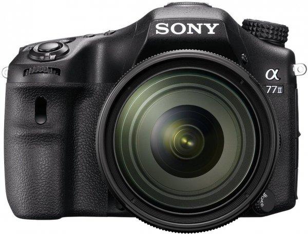 Sony Alpha 77 IIQ - Sehr Gute SLR-Digitalkamera - AMAZON BLITZANGEBOT