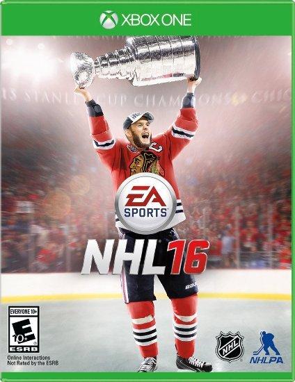 NHL 16 Xbox One für 27,99€ @Xbox Live Store Deutschland