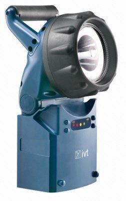 [2% Qipu]  IVT LED-Akku-Arbeitsleuchte PL-850 für 49,99€ frei Haus @Völkner