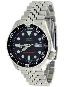 Seiko 200m Automatic Diver (SKX007K2) bei citywatches.co.uk
