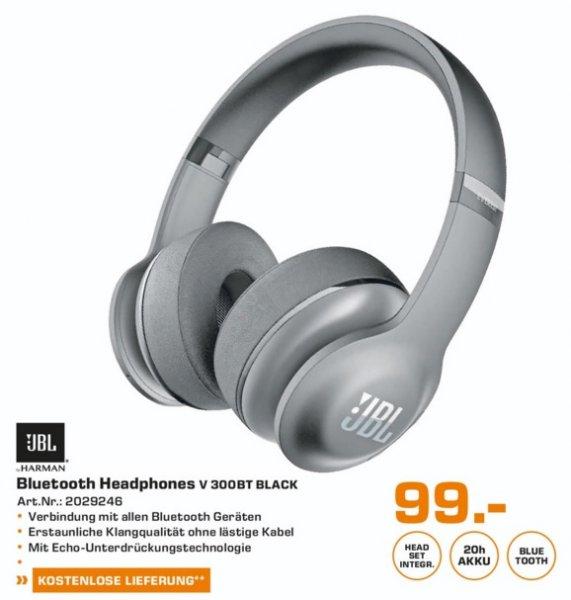 (Lokal) JBL V300BT EVEREST, On-ear Kopfhörer, Bluetooth für 99€ @ Saturn Aachen