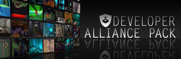 Wieder verfügbar: [STEAM] Developer Alliance Bundle (Polarity, Beep, Camera Obscura, Out There Somewhere) für nur 0,59€ (alle mit Sammelkarten)