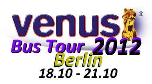 Venus Erotik Messe Berlin 2012  -  Bus Tour von Aachen nach Berlin