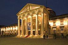 Kostenloser Eintritt in die Spielbank Wiesbaden mit gratis Sekt (eines der renommiertesten Casinos Deutschlands)