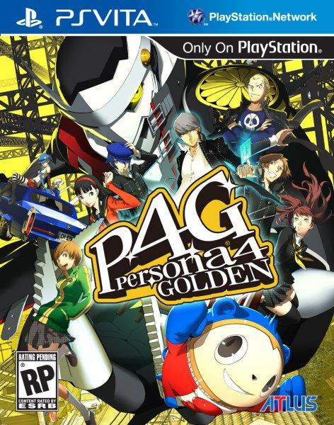 Persona 4 Golden [Videogameplus.ca]