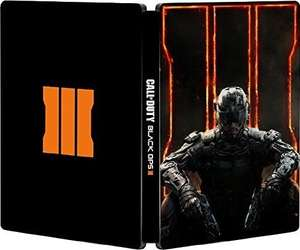 [amazon.co.uk] Call of Duty: Black Ops III mit SteelBook (PS4) für 44,28€ inkl. Versand
