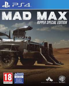 Amazon.it: Mad Max - Ripper Special Limited (PS4/XB1) inkl. Versand (Kreditkarte erforderlich)